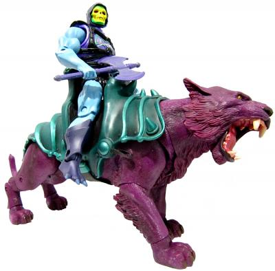 Skeletor on Panthor