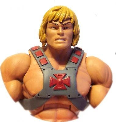Reissue He-Man Close UP