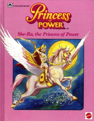 She-Ra, the Princess of Power