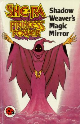 Shadow Weaver's Magic Mirror