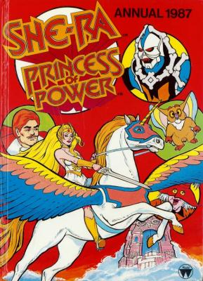 She-Ra - Princess of Power Annual 1987