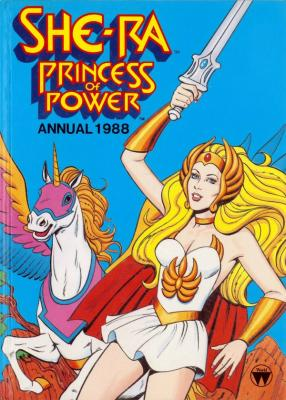 She-Ra - Princess of Power Annual 1988