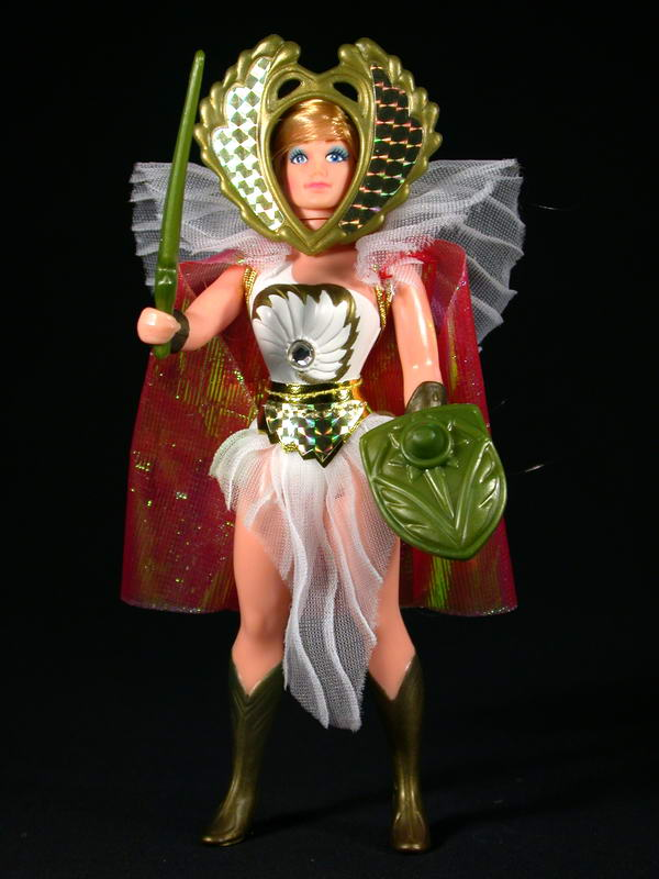 MOTU Wave 5 ReAction Figures - Princess of Power