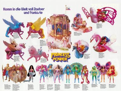 Free gift: Toyline Poster (back)