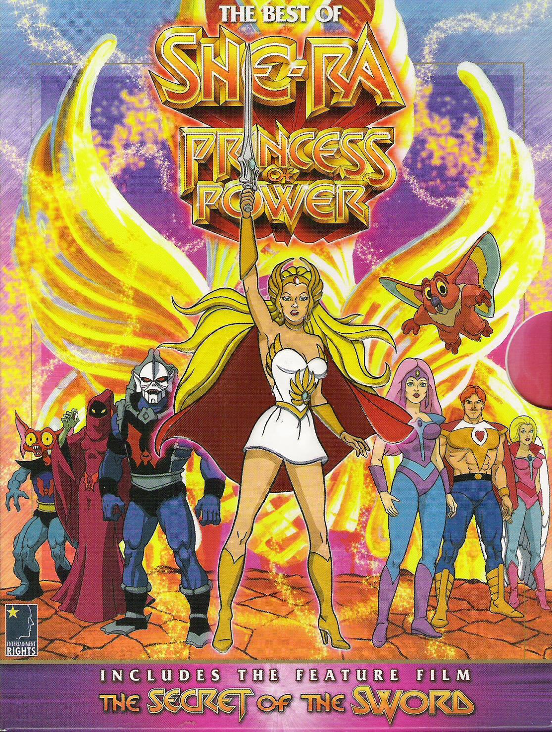 She-Ra Princess of Power Publicity Cel (Filmation
