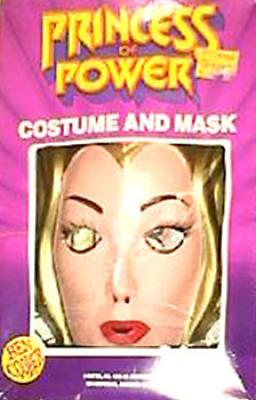 She-Ra Costume Boxed