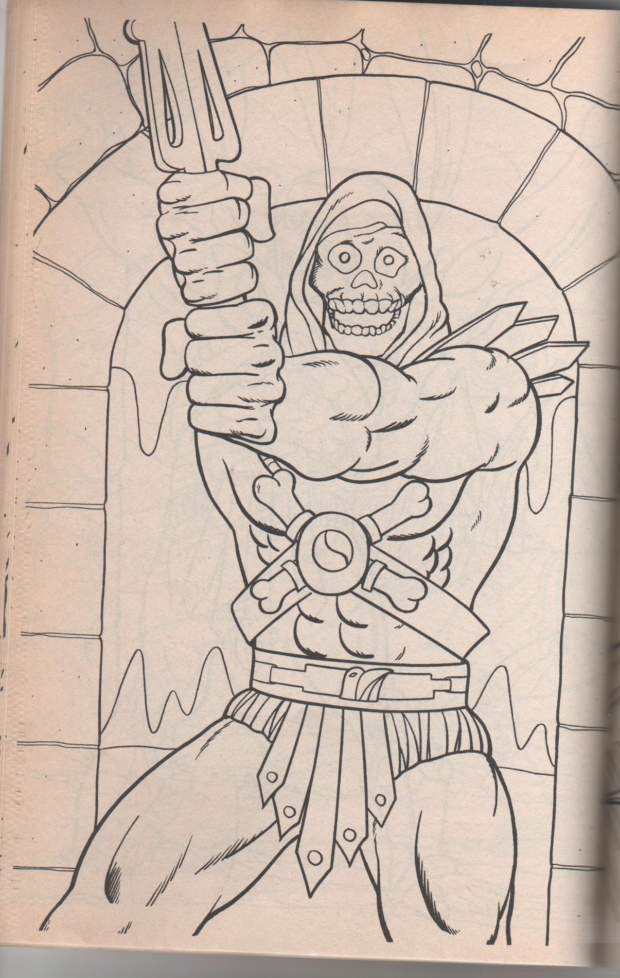 He publishing books kirjalito finland for Masters of the universe coloring pages