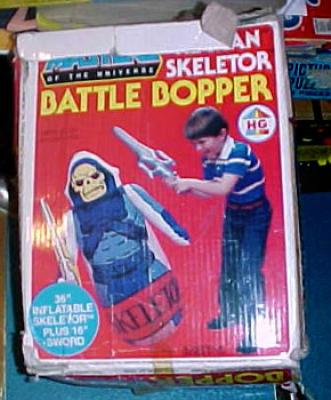 Skeletor Battle Bopper