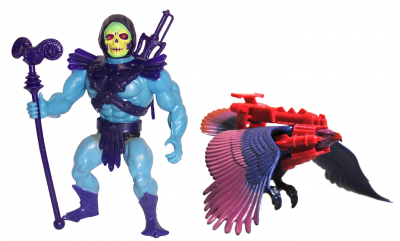 Skeletor & Screech Gift Set