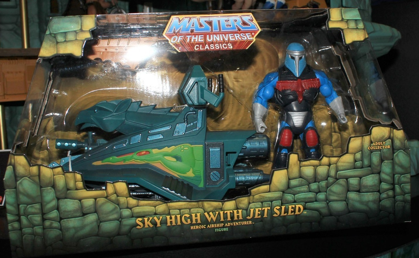 He-Man org > Toys > Masters of the Universe Classics > Sky