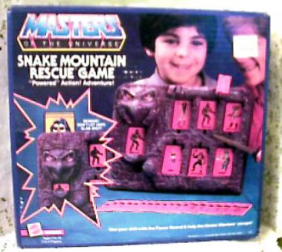 Snake Mountain Game