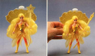 Starla Prototype From The Italian Mattel Catalog