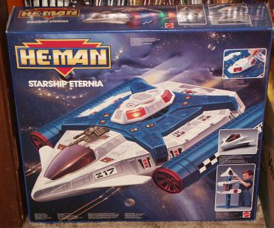 Starship Eternia MIB
