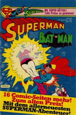 Superman-Batman Issue 26/1982