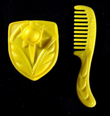 Shield and Comb