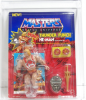 Thunder Punch He-Man Cardback - Front View