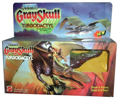 Turbodactyl MIB
