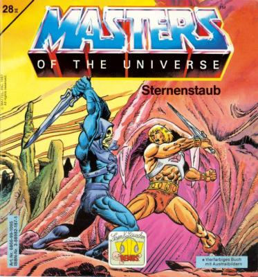 He Man Publishing Books Remus Germany Record