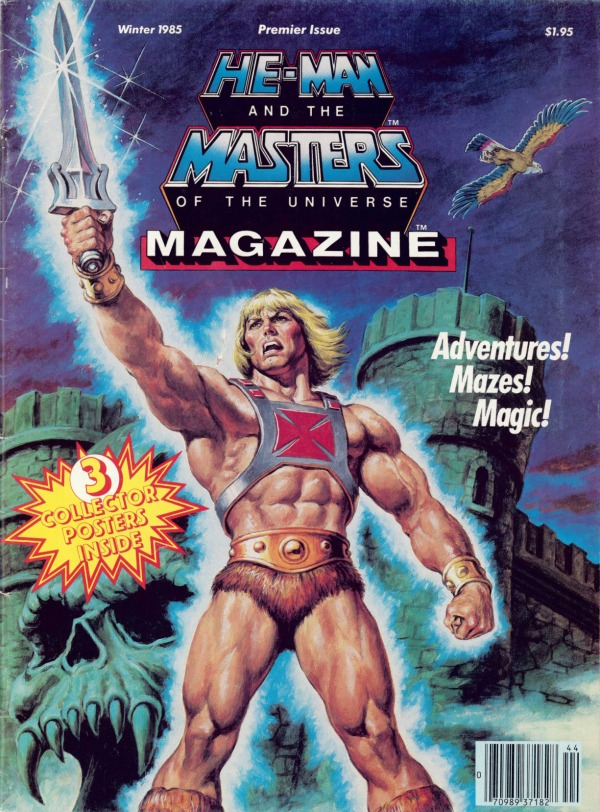He Man Org Gt Publishing Gt Magazines Gt Us Masters Of The