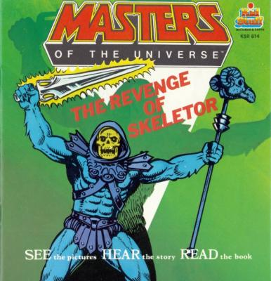 The Revenge of Skeletor
