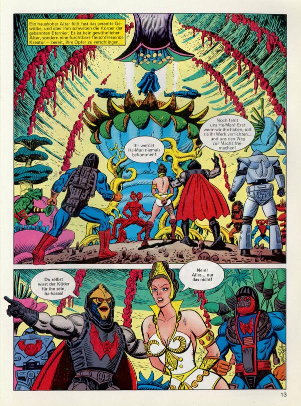 He-Man.org > Publishing > Comics > Germany - Ehapa Verlag