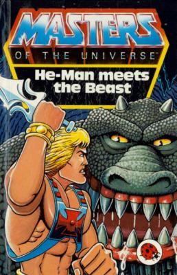He-Man Meets the Beast