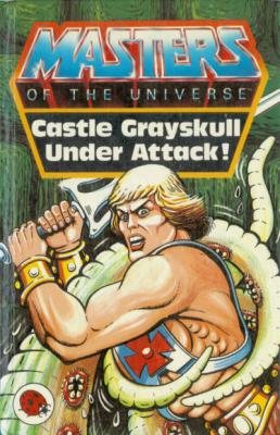 Castle Grayskull Under Attack!