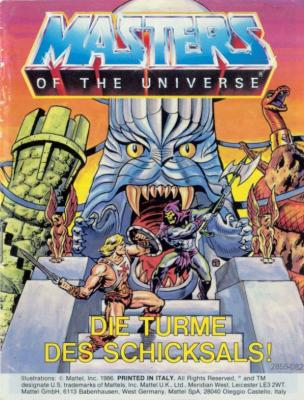 Cover (German)