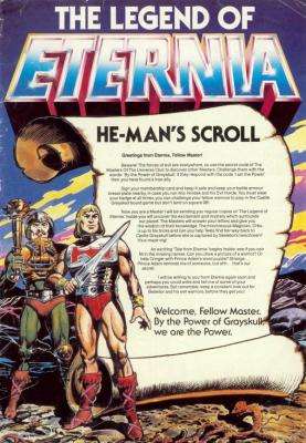 The Legend of Eternia No. 01 - Variant