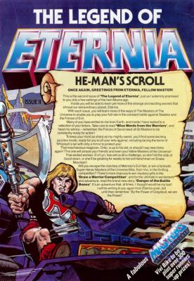 The Legend of Eternia No. 02