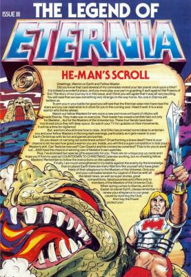 The Legend of Eternia No. 03