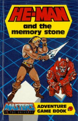 He-Man and the Memory Stone