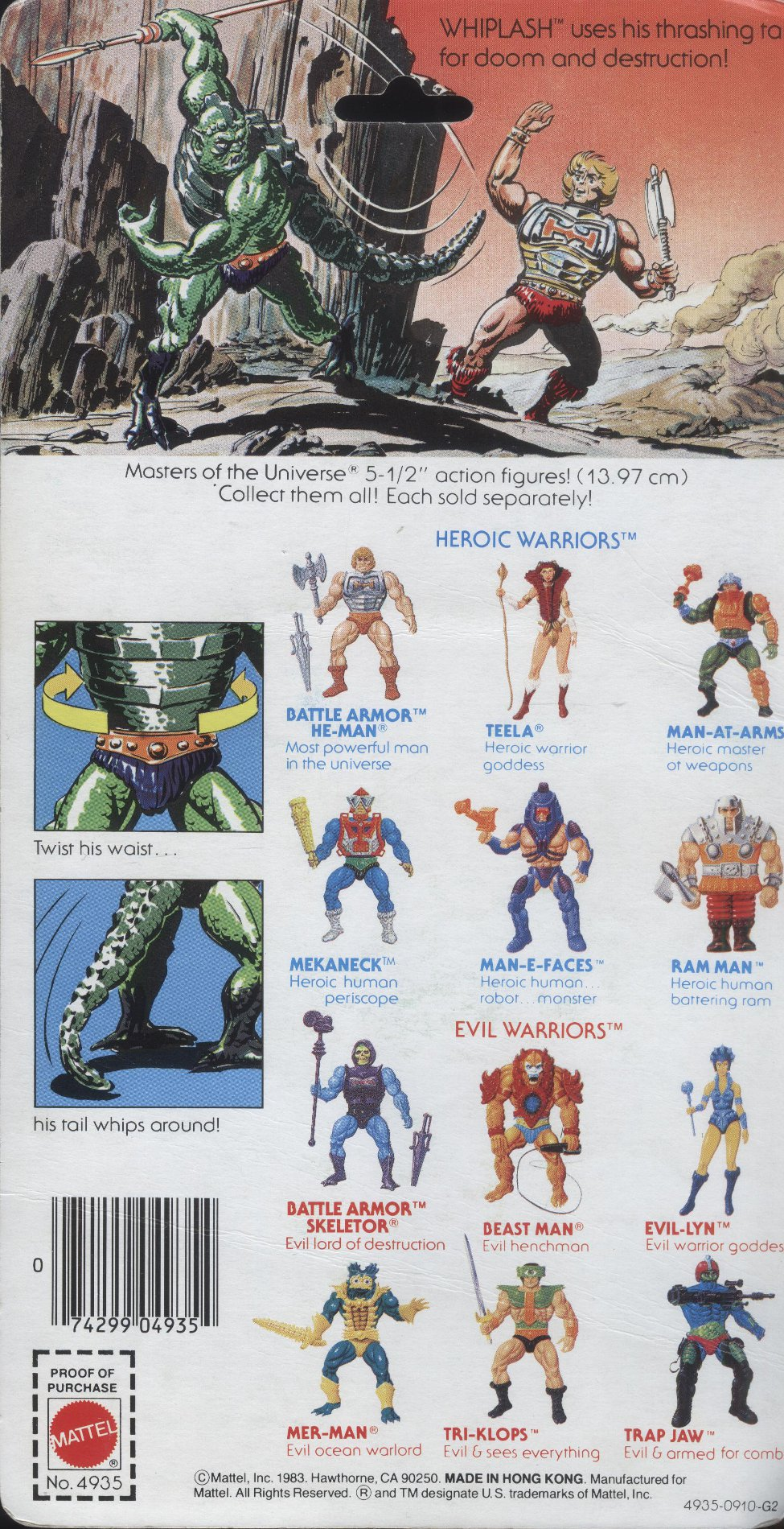 He-Man.org > Toys > Masters of the Universe - The Original ...