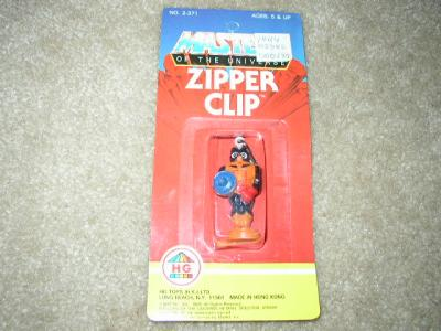 Zipper Clip Stinkor