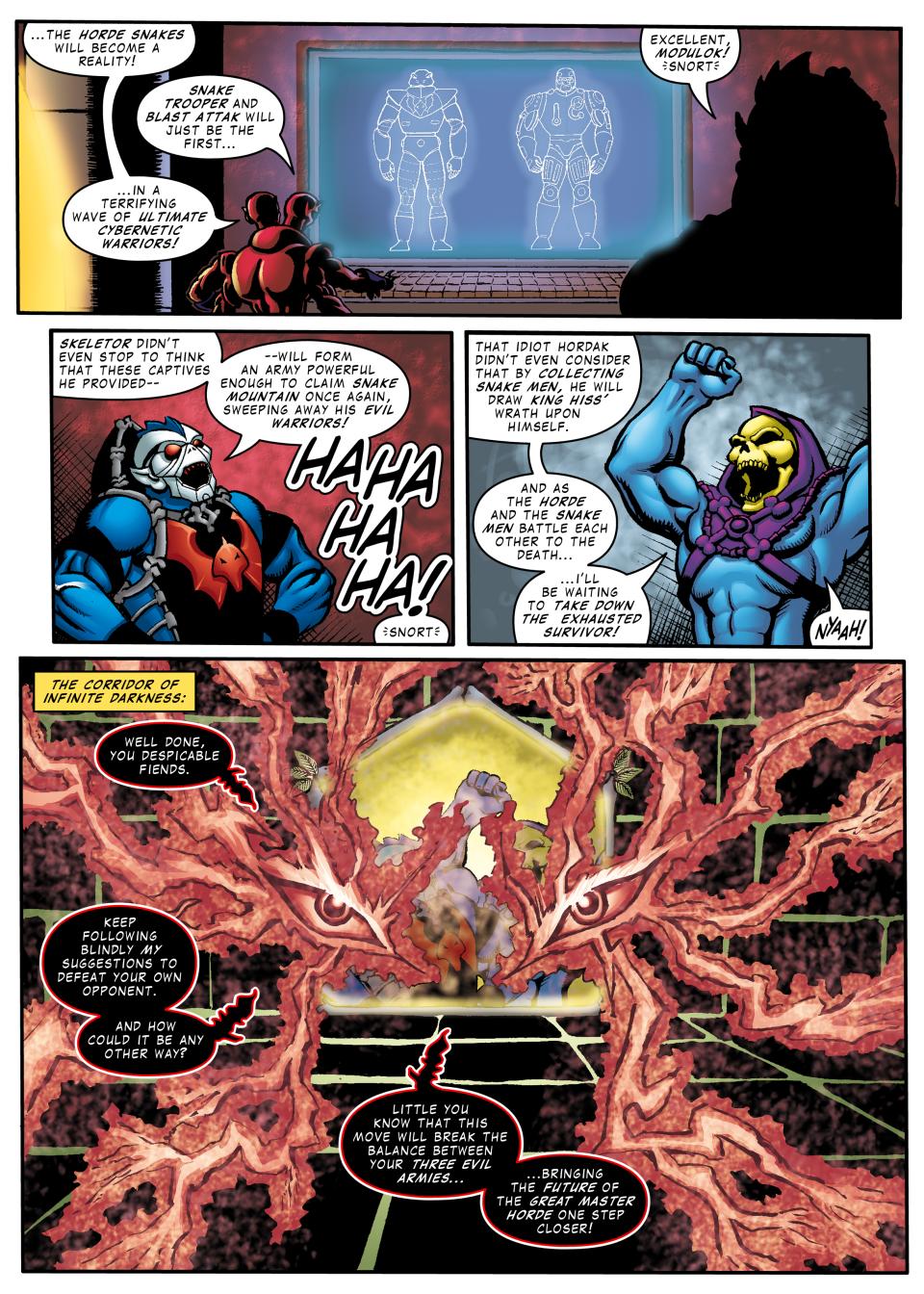 He-Man.org > Community > Fan Art > L0rdGr1ml0ck's Fan Art ...