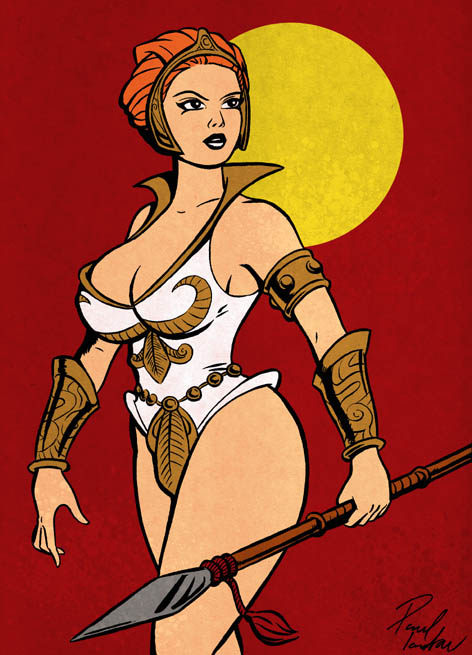 Image result for teela he man