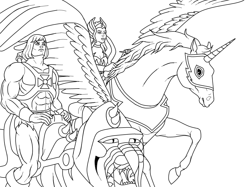 ra coloring book pages - photo #37