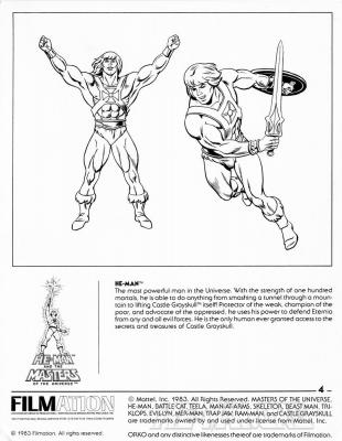 Page 4: He-Man