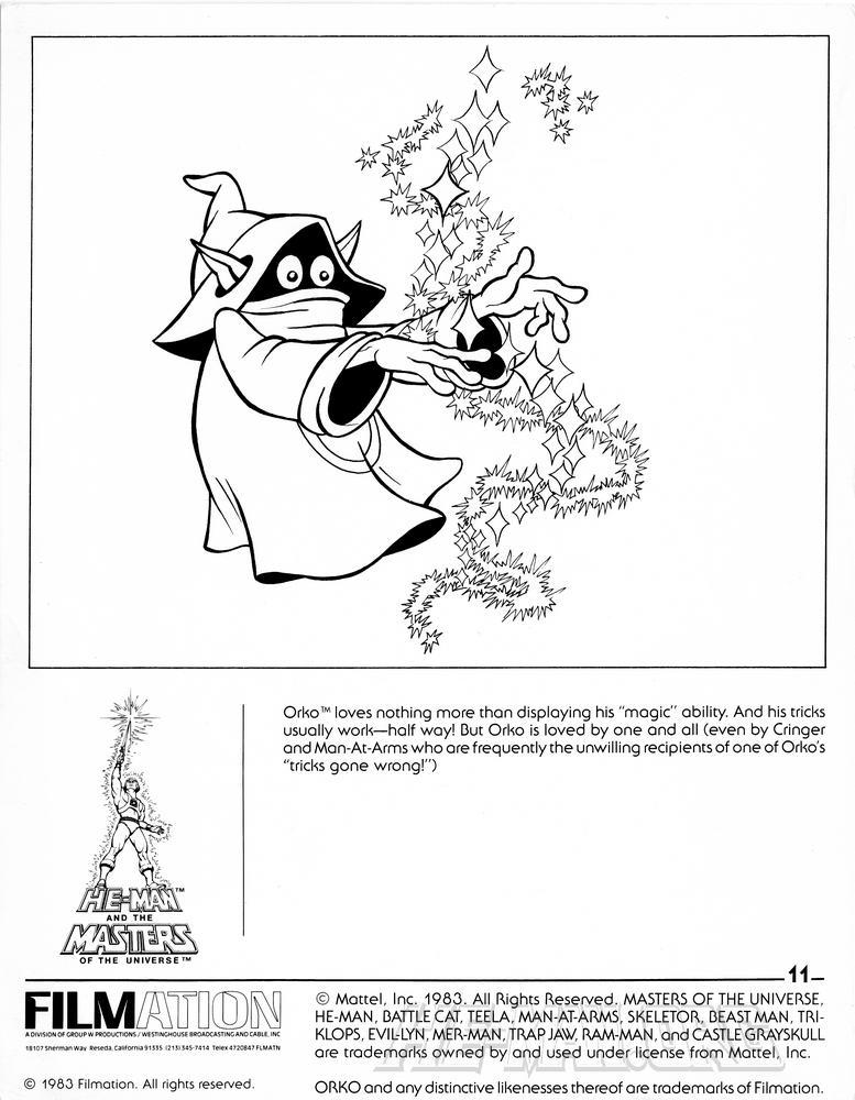 HeMan gt Cartoons and Features