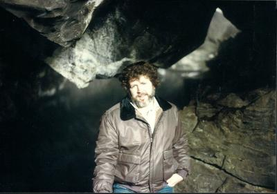 In the Cavern in Iceland that was to be part of the Eternia sequence (before the first budget cut.)