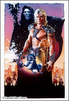 Drew Struzan Illustration
