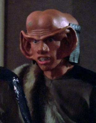 Robert Towers as Rata (Star Trek: TNG)