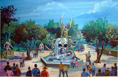 "The ""Masters of the Universe"" park"