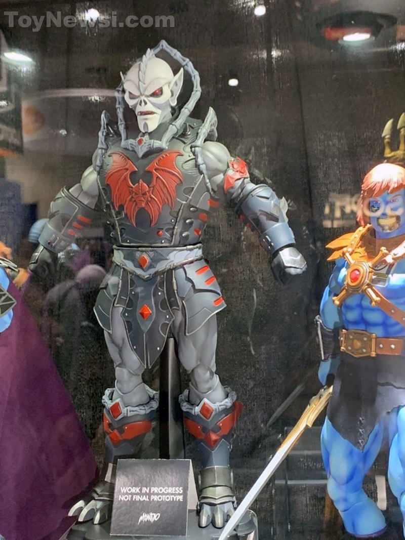 1  6 Scale Motu Toy Line Coming From Mondo  And Prints