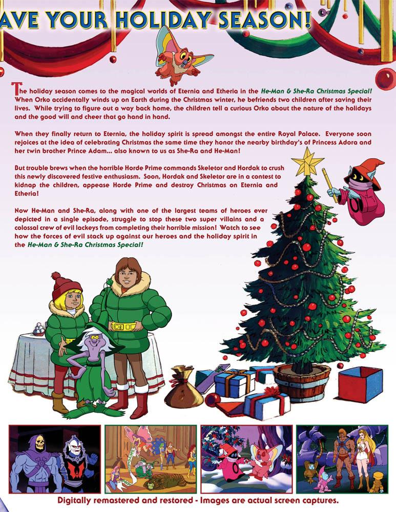 He-Man.org > News > He-Man & She-Ra: A Christmas Special on DVD!