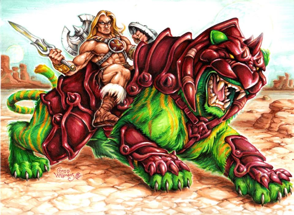 He Man Org Gt News Gt He Man Documentary Putting Out A Call