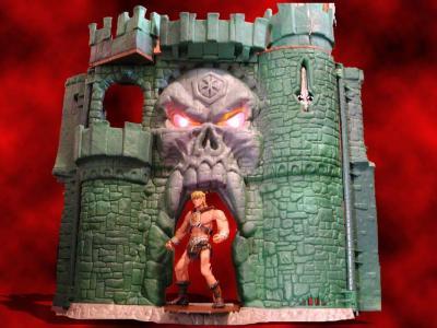 He Man Org Gt News Gt New Castle Grayskull Review