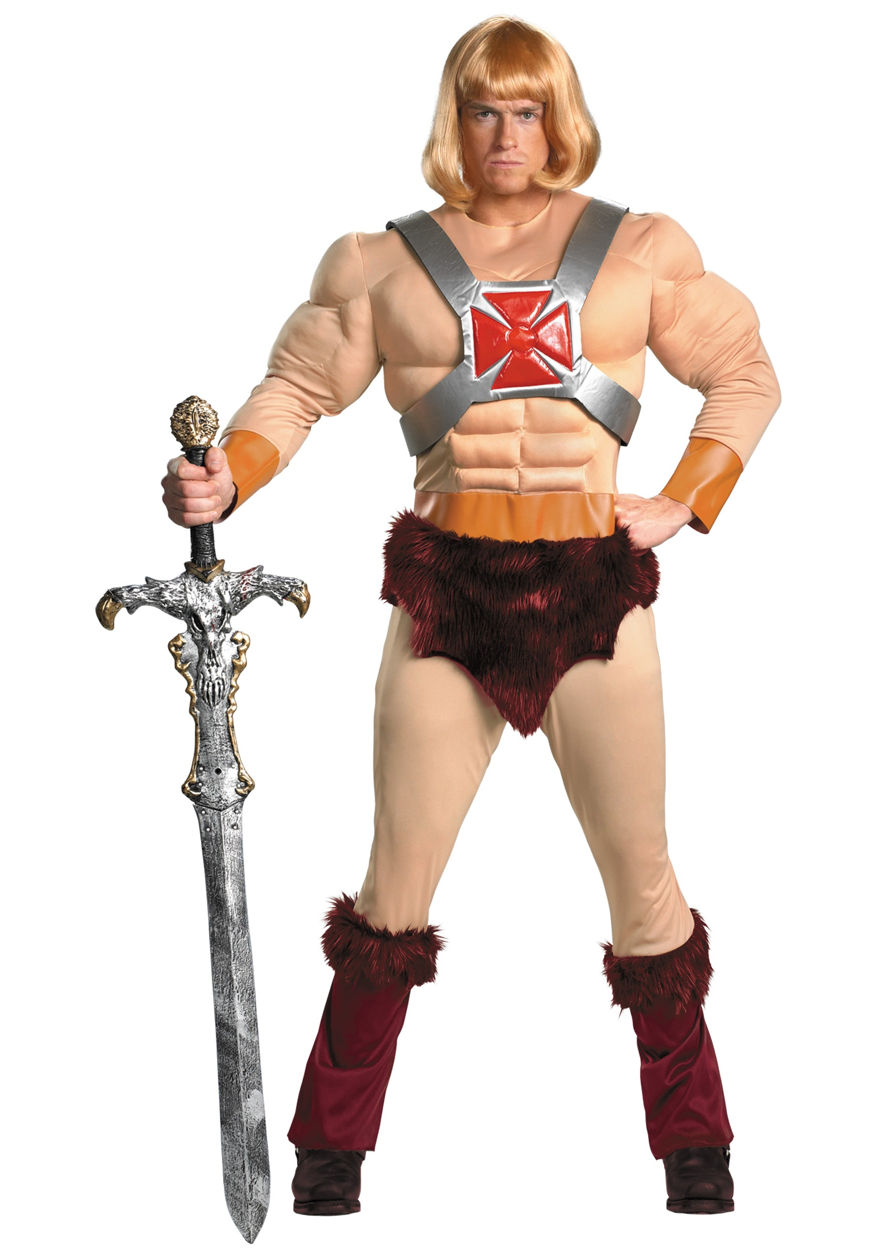 he news get ready for halloween with he man
