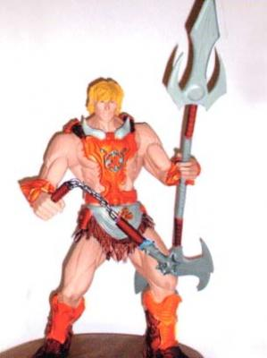Martial Arts He-Man prototype