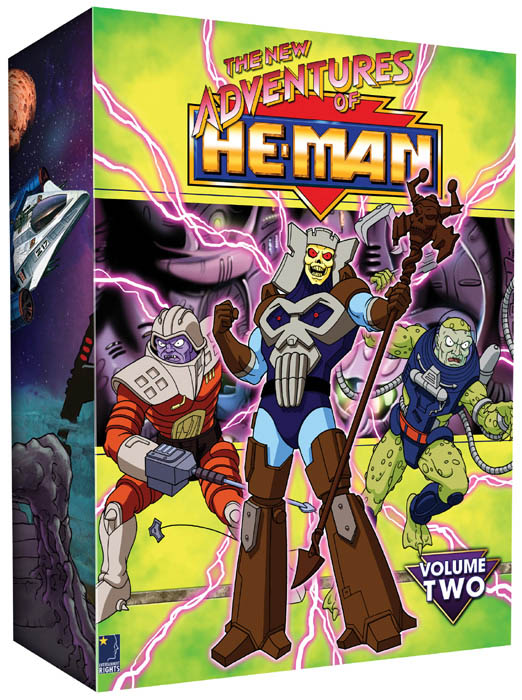 the new adventures of he man episode guide